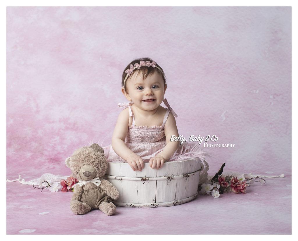 Sophia - 9 Months Old
